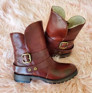 Naturalizer Talley Brown Ankle Boot